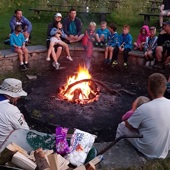 Campfire @ family camp
