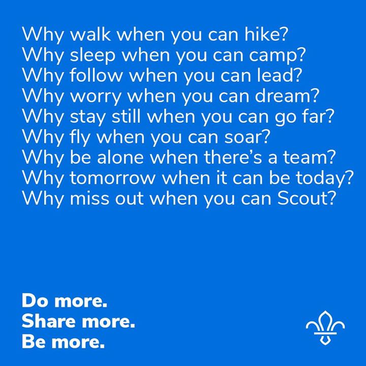 Do more. Share more. Be more. #SkillsForLife
