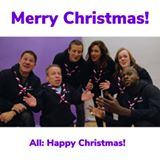Merry Christmas from everyone at the Scouts!