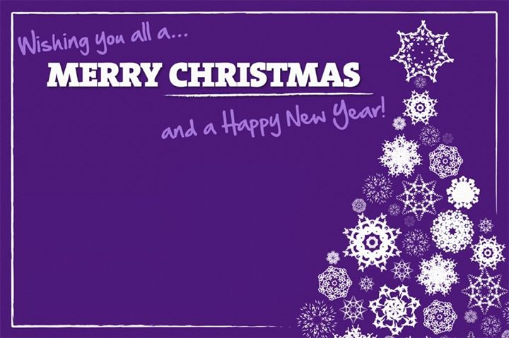 Wishing everyone a Merry Christmas, thank you for all your help and support this past year.