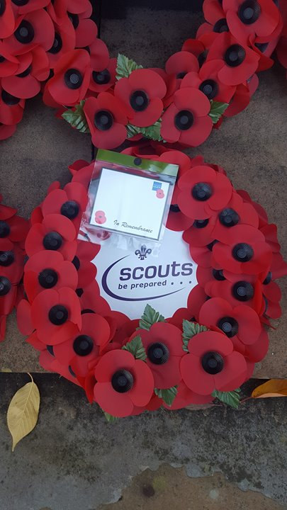 Thank you to everyone who came to this mornings Remembrance Parade. A brilliant turnout from all sections. #lestweforget