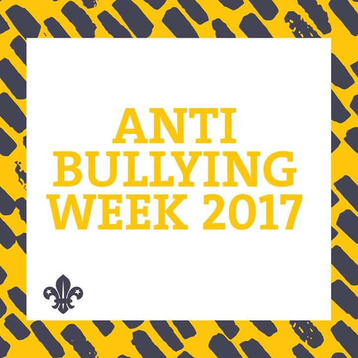 It's anti-bullying week. Here's a refresher of our Young People First code of practice for all adults in Scouting. bit.ly/2mcWIha