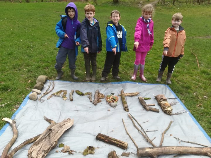 16th Lancaster Beavers having their Damboree at Waddecar this weekend. Great time and the rain held off till we put the mess tent down! Watch this space for more photos from the weekend.
